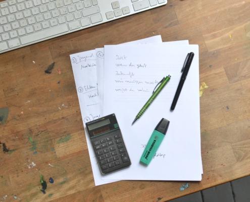 Bilan comptable d'entreprise